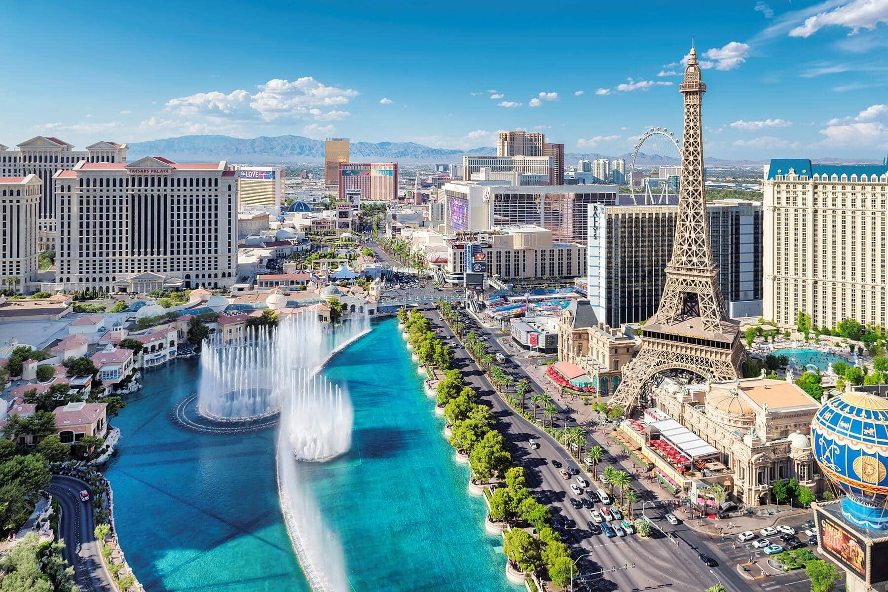Las Vegas Strip Things to Do