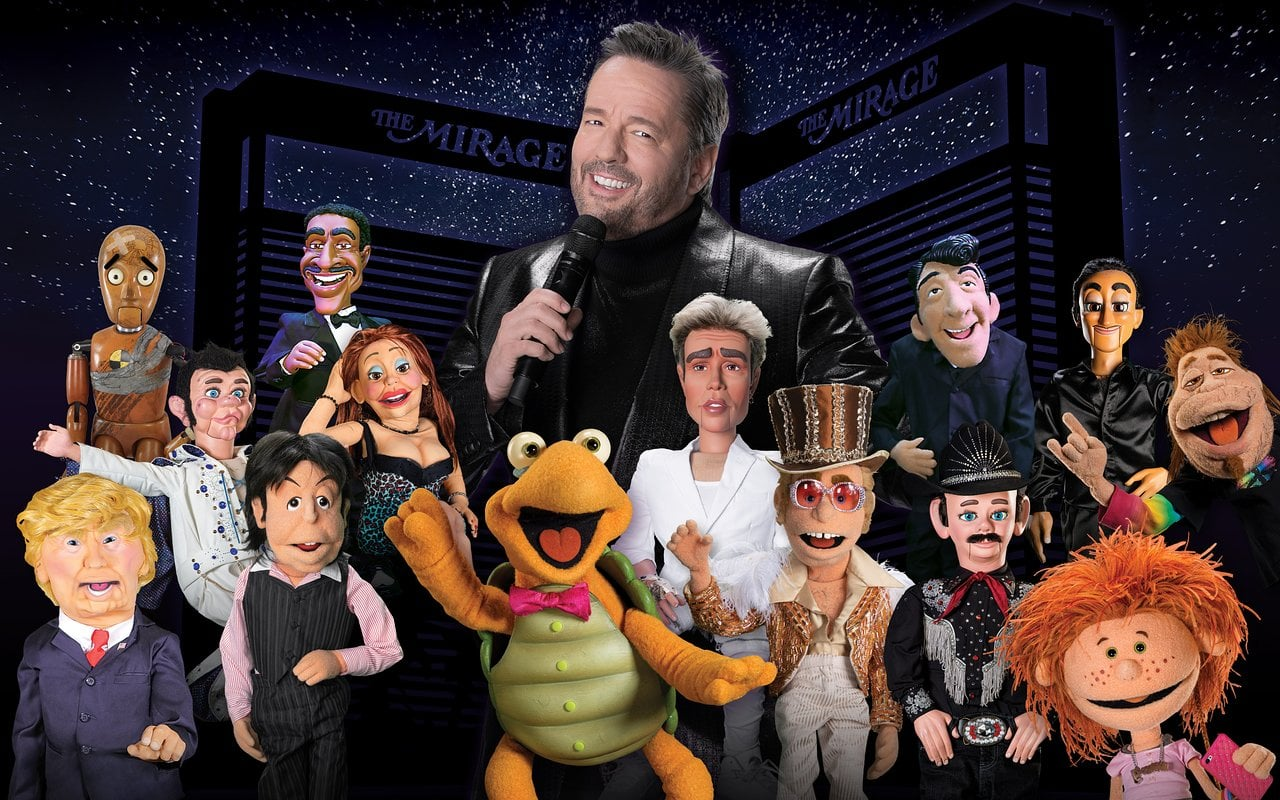 Vegas Shows and Things to Do for Kids